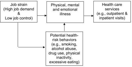 stress illness relationship