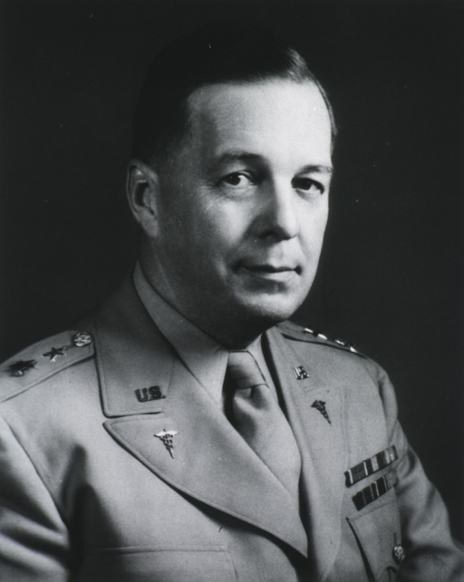 <p>Head and shoulders, right pose, in uniform.</p>