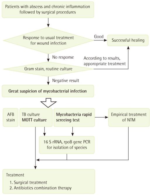 Flow Chart Of Treatmentflow Chart Of Treatment For Rapi Open I
