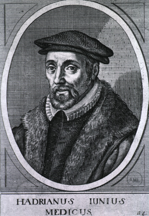 <p>Head and shoulders, left pose, full face; wearing robe trimmed with fur and cap; in oval.</p>