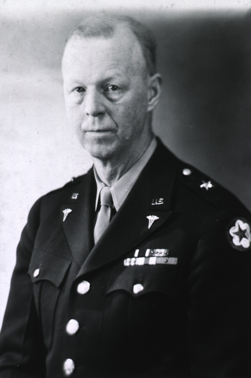 <p>Half-length, full face, left pose, wearing uniform of U.S. Army Brig. General.</p>