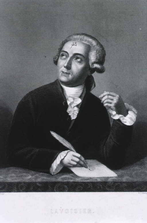 <p>Half-length, seated at table and writing with quill pen; right pose, head turned to the left and looking up.</p>