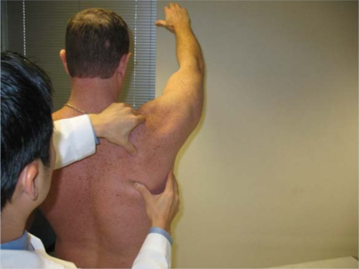 schoudergewricht ontsteking