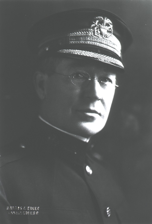 <p>Head and shoulders, full face, body to right, wearing USPHS uniform and cap.</p>