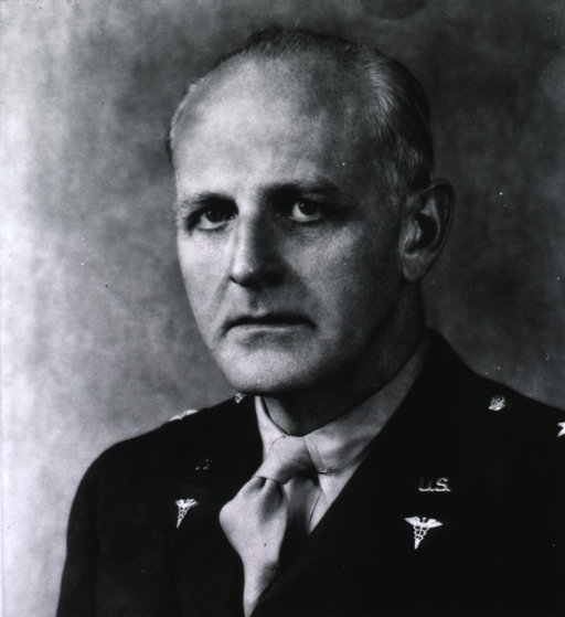 <p>Head and shoulders, full face, left pose, uniform without hat (Brig. Gen.).</p>