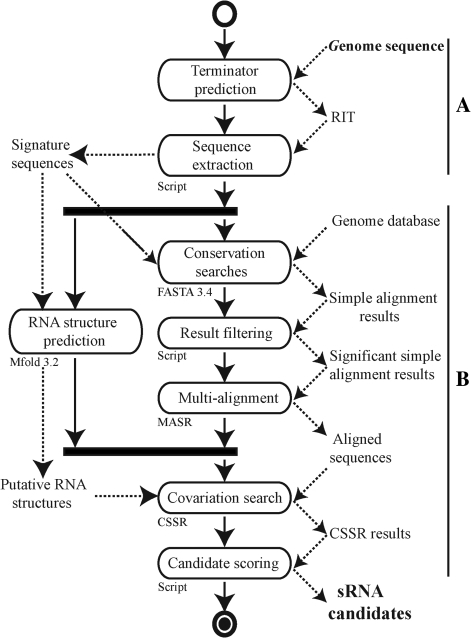 core activity diagram