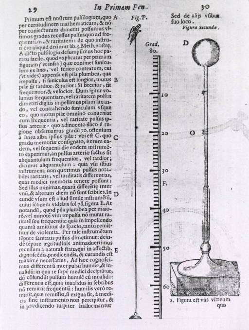 <p>&quot;Pulsilogium&quot; device developed by the author.</p>