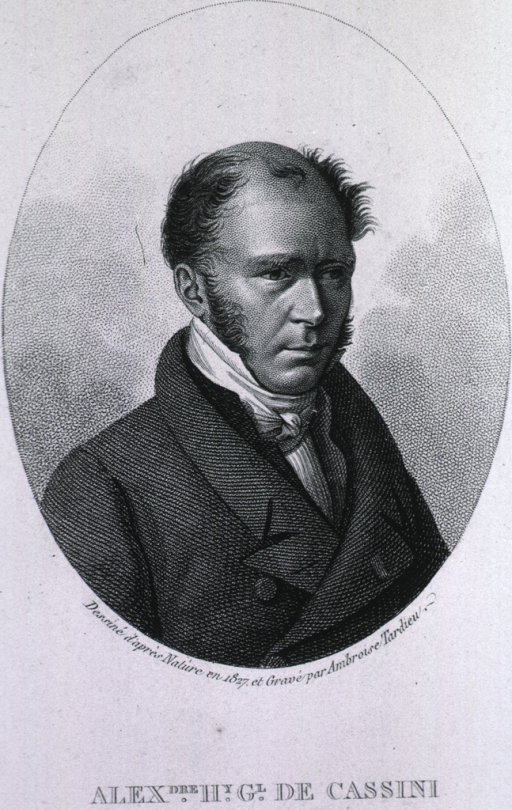 <p>Head and shoulders, left pose, at age 46.</p>