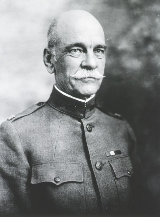 <p>Head and shoulders, full face, right pose, Major's uniform.</p>